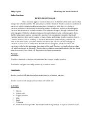 oxidation reduction lab.docx