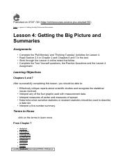 stat notes Lesson 4 Getting the Big Picture and Summaries.pdf