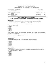 STATS test 2 2007 - PAPERS.doc