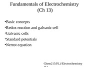 Lecture 6 (Electrochem 1).ppt