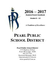 PPSD Student_Parent Handbook 2016-2017 Board Approved 7-13-16.pdf