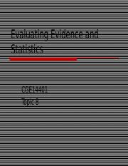 CGE14401 Lect8-evidence.ppt