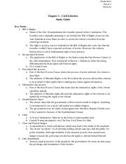 ap gov chapter four study guide Advanced placement united states and comparative government ap gov--unit 4 a congress study guidedocx chapter 8, the presidency 16k: v.
