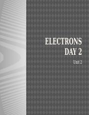 Electrons Oct 10 and 11.pptx