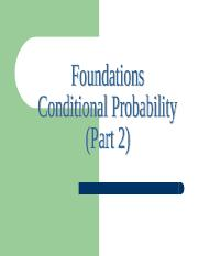 B2_Foundations_Part 2_Conditional Probability_under editing