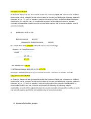 Chapter 9 Estimating of Receivables Example.docx
