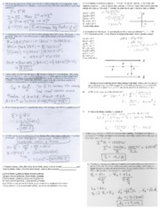 Physics Q3 review page