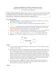 Lab 2 - Preparation and Distillation of Cyclohexene_010