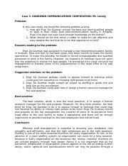 kundiman case study