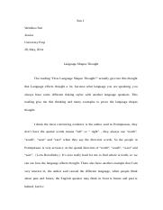 UP- Response Essay-Wenzhao Sun.doc