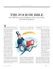 Harpers Mag_ The Food Bubble - How Wall Street Starved Millions and Got Away With It