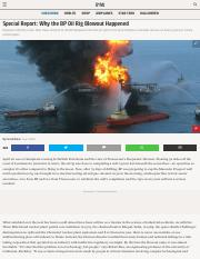 BP Oil Spill Blowout Investigative Report - How the BP Oil Spill Happened.pdf