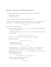 MATH 104A Fall 2014 Homework 2 Solutions