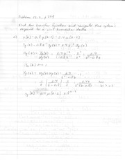 CPSC 421 Summer 2014 Problem Set 12 Solutions