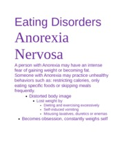EATING DISORDERS PROJECT print 1