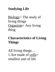 ch of life notes
