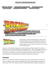 Back to the Future Production Notes.pdf