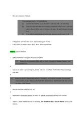 Application Proceedings In Civil Procedure