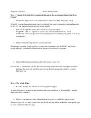 Response Questions- mcCarthy-salem