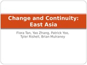 COT in East Asia (1)