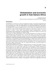 Globalisation and Economic growth.pdf