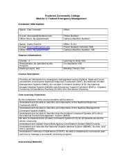 Module 3 Syllabus February 2014.v4.QM