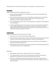 Megatrends - Assumptions and Insights (1).docx