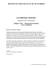IandF_CT8_201109_Examiners'_Report