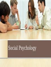 Social Psychology POST.pptx