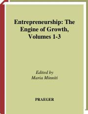 Entrepreneurship - The Engine of Growth1.pdf