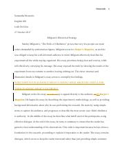 MONENDO.Rhetorical Analysis  Graded.docx