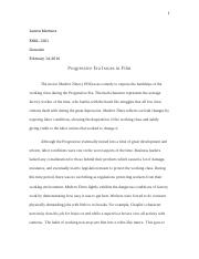 Revised Evaluation Essay Lauren Martinez.docx