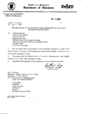 Sample Moa Memorandum Of Agreement Know All Men By These Presents