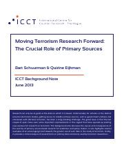 Schuurman-and-Eijkman-Moving-Terrorism-Research-Forward-June-2013