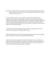 characterization of huckleberry finn as a hero in mark twains novel Chapter summary for mark twain's the adventures of huckleberry finn, chapter 30 summary find a summary of this and each chapter of the adventures of huckleberry finn.