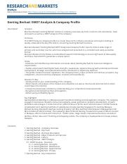 genting_berhad_swot_analysis_and_company_profile