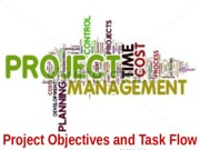 PM 5 Objectives and Task Flow
