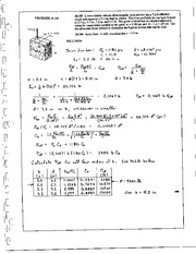 1280_Mechanics Homework Mechanics of Materials Solution