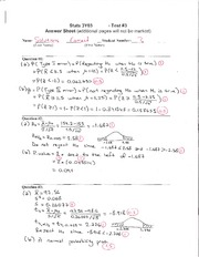 Test 3 2012 Solutions