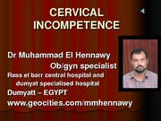 cervical-incompetence