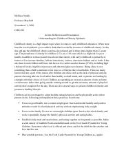 Mellissa Smalls 298 article reflection.docx