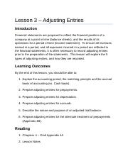 ACC2201 Lesson 3 Adjusting Entries AODA.docx