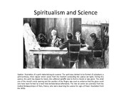 05_Spiritualism_and_Science