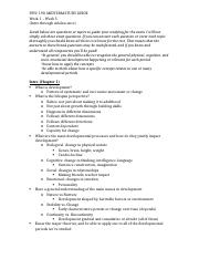Devel Psy Study Guide.docx