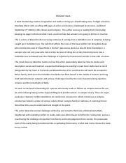 strange case sur professors course date engl  2 pages twighlit saga