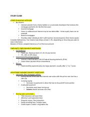 BUS 160 EXAM 3 STUDY GUIDE