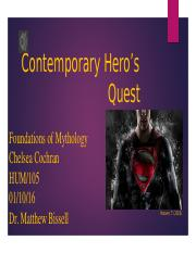 contemporary heros quest.pptx