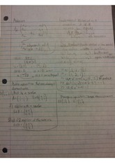 Scientific programming notes matrices, system of equations, and applications