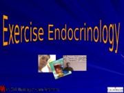 Lecture 3- Exercise Endocrinology(1)