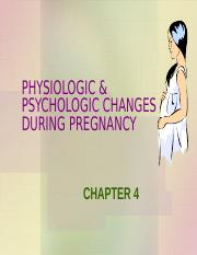 PHYSIOLOGIC & PSYCHOLOGIC CHANGES DURING PREGNANCY.pptx